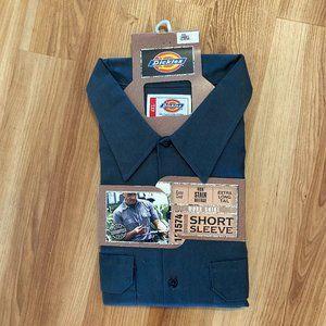 Dickies Men's Big-Tall Work Shirt Size 4x